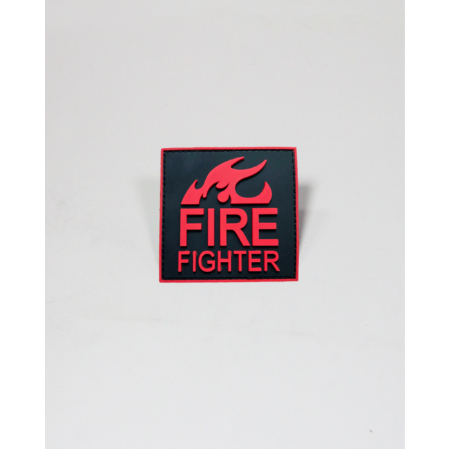 Always Prepared Fire Fighter Patch