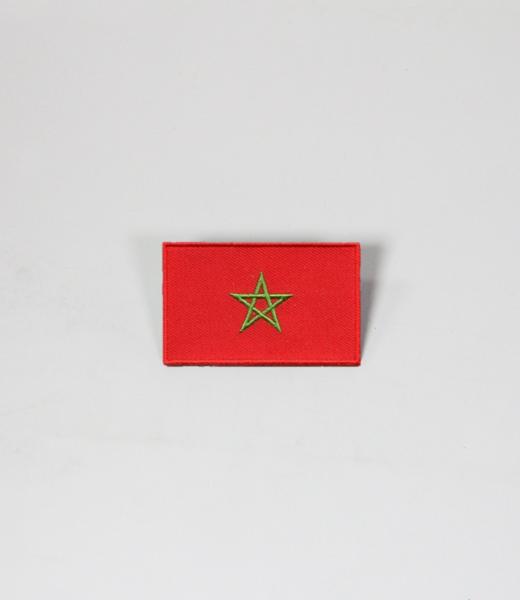 Always Prepared Marokkaanse vlag