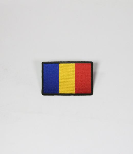 Always Prepared Roemeense Vlag