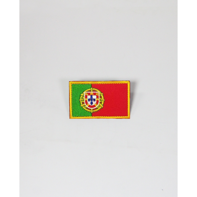 Always Prepared Portugeese Vlag Patch