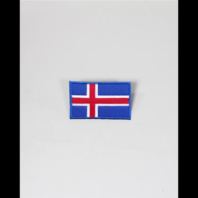 Always Prepared Iceland Flag Patch
