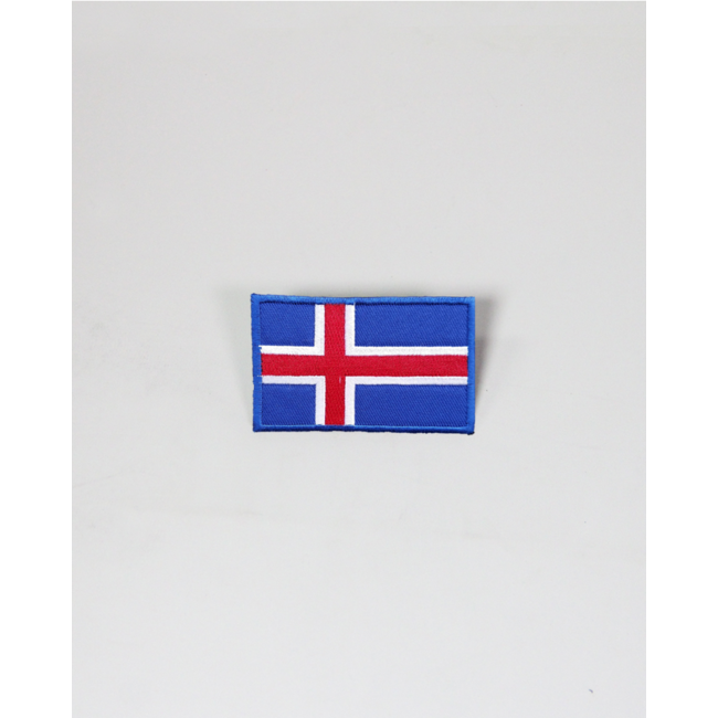 Always Prepared Iceland Flag
