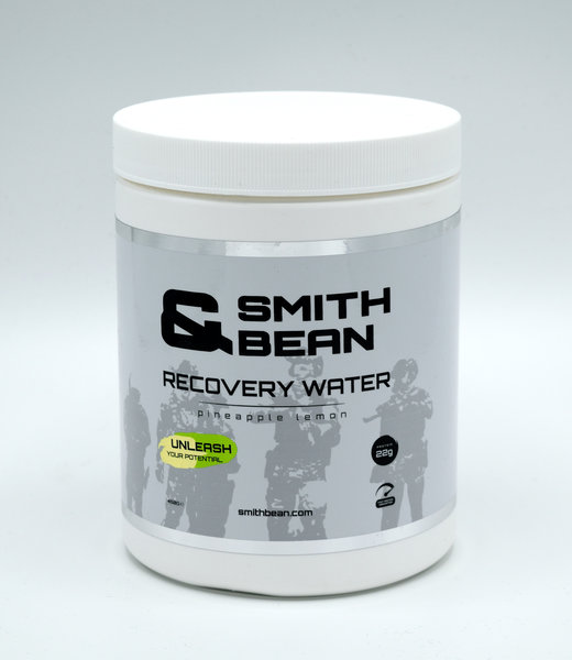 Smith & Bean Recovery water