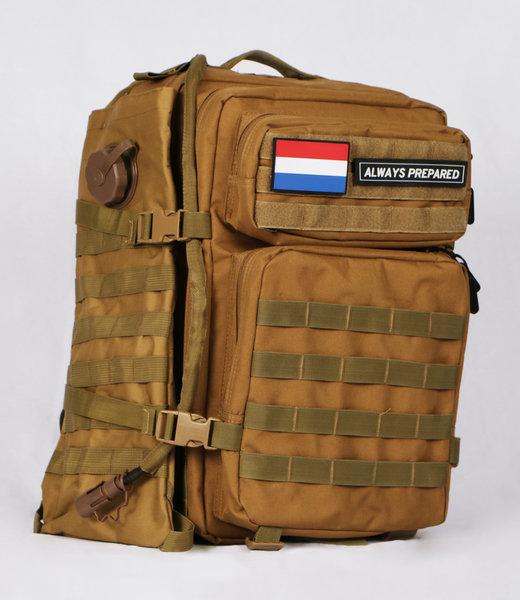 Always Prepared Combi-Deal Backpack & Camelbak