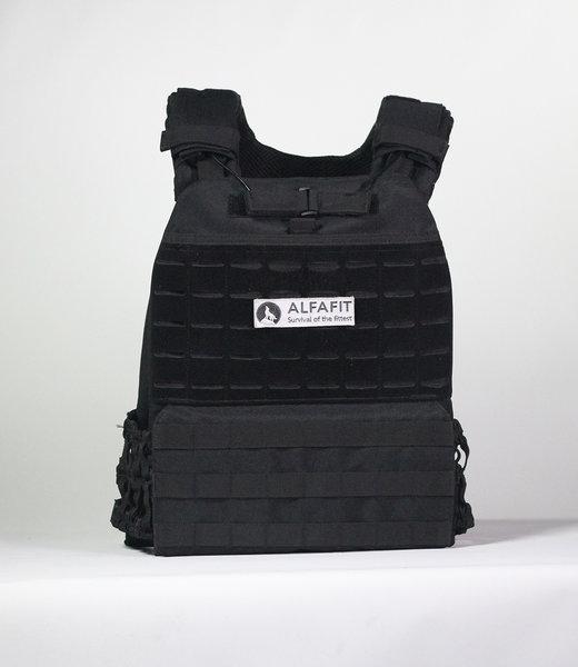 Always Prepared Weightvest Black