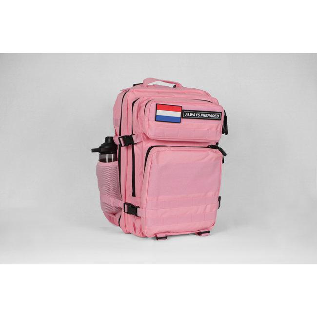 Always Prepared 2.0 Pink Backpack 45L