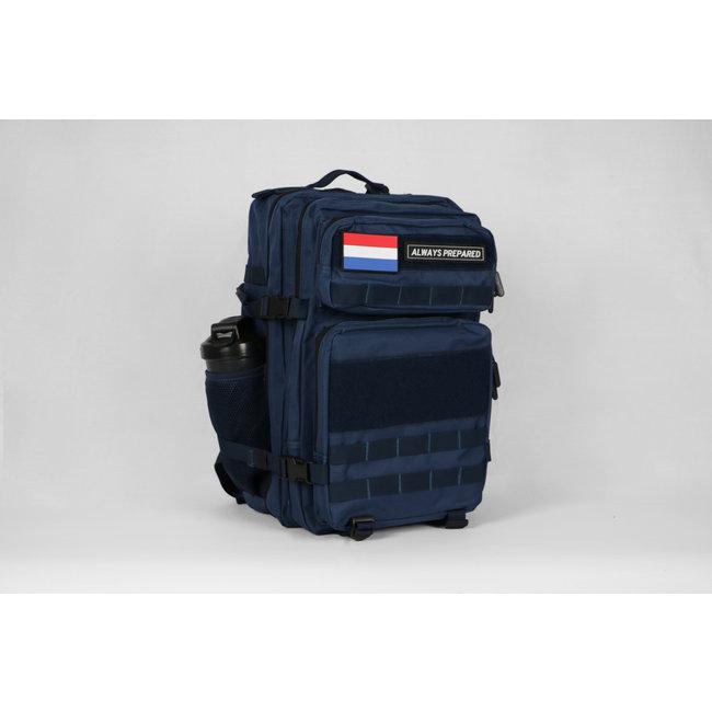 Always Prepared Always Prepared 2.0 Blue Backpack 45L