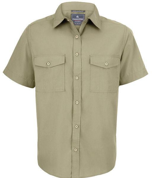 Craghoppers Short Sleeved Shirt