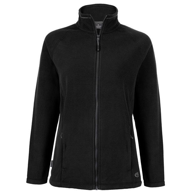 Craghoppers Expert Fleece Jacket Black Women