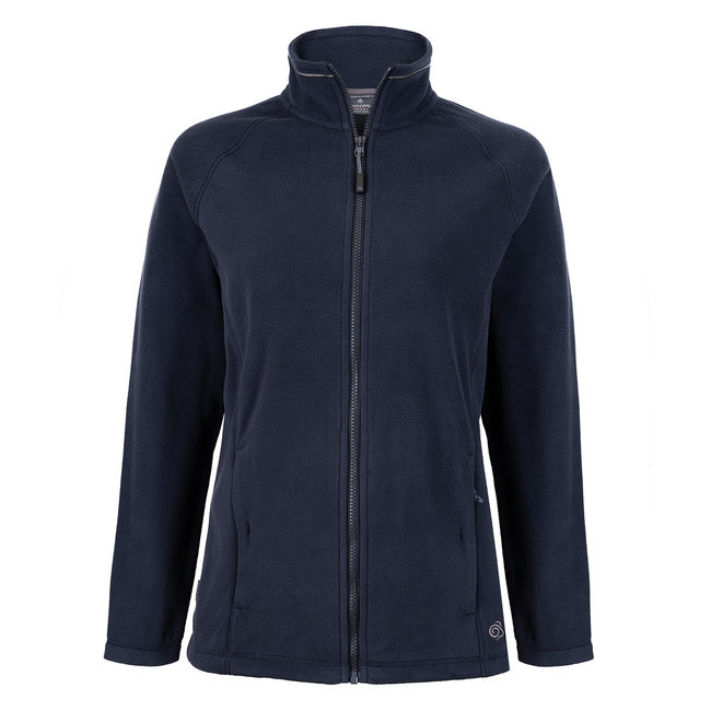 Craghoppers Expert Fleece Jacket Navy Blue Women