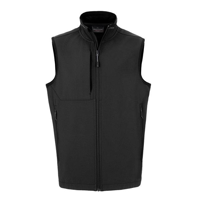 Craghoppers Basecamp Softshell Vest Black
