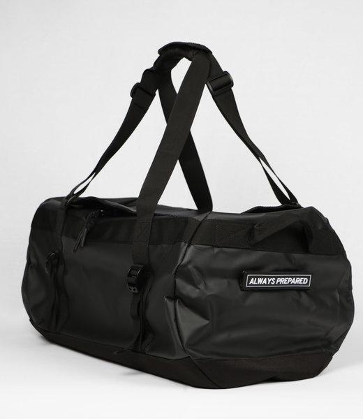 Always Prepared 50L Duffel Bag Zwart