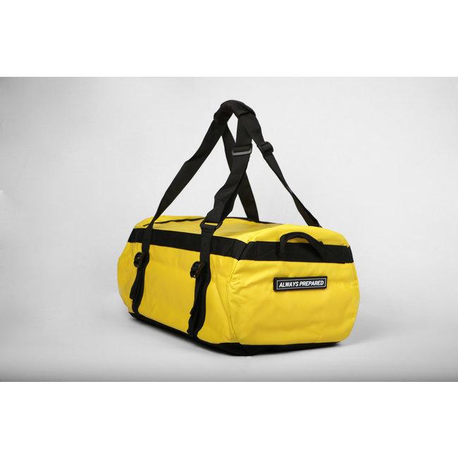 Always Prepared 50L Duffel Bag Geel