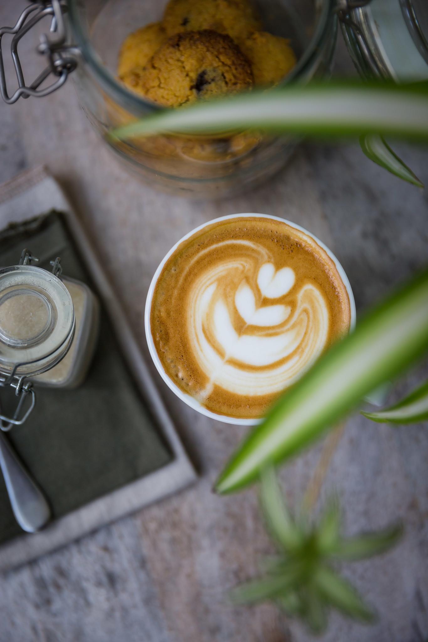 Een echte aanrader voor koffieliefhebbers en bewuste eters. Hier werken mensen met hart voor de zaak die alles weten van hun producten en de ingrediënten waarmee ze werken. Als je een voedselallergie hebt kun je hier met een gerust hart terecht.  - Ina