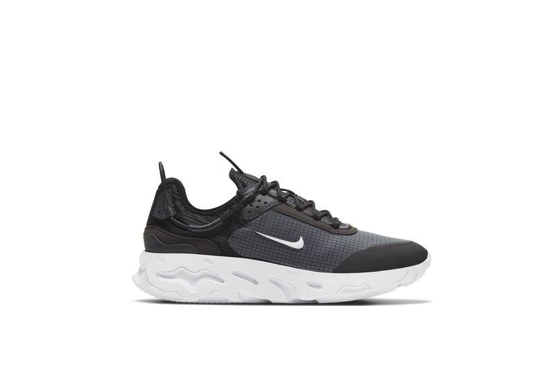 Nike React Live Black White Smoke Grey