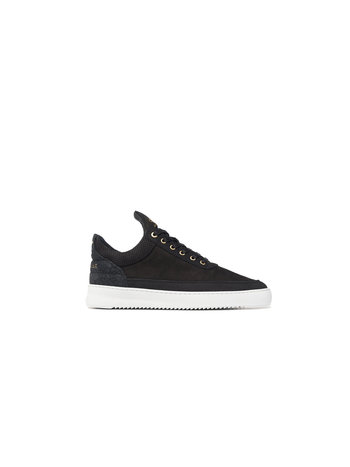 Filling Pieces Low Top Ripple Ceres Black