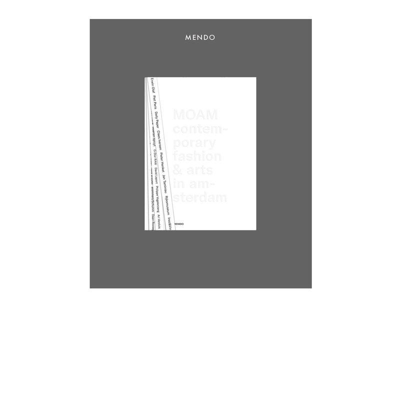 Mendo Books MOAM Contemporary Fashion & Arts In Amsterdam