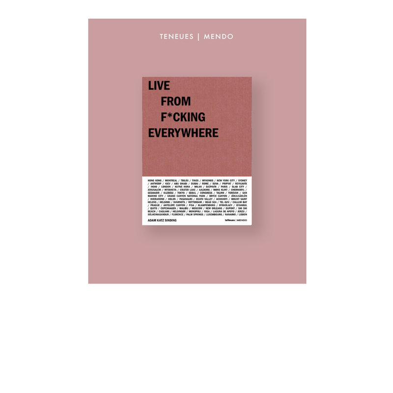 Mendo Books Live From F*cking Everywhere