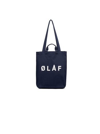 OLAF HUSSEIN Tote Bag
