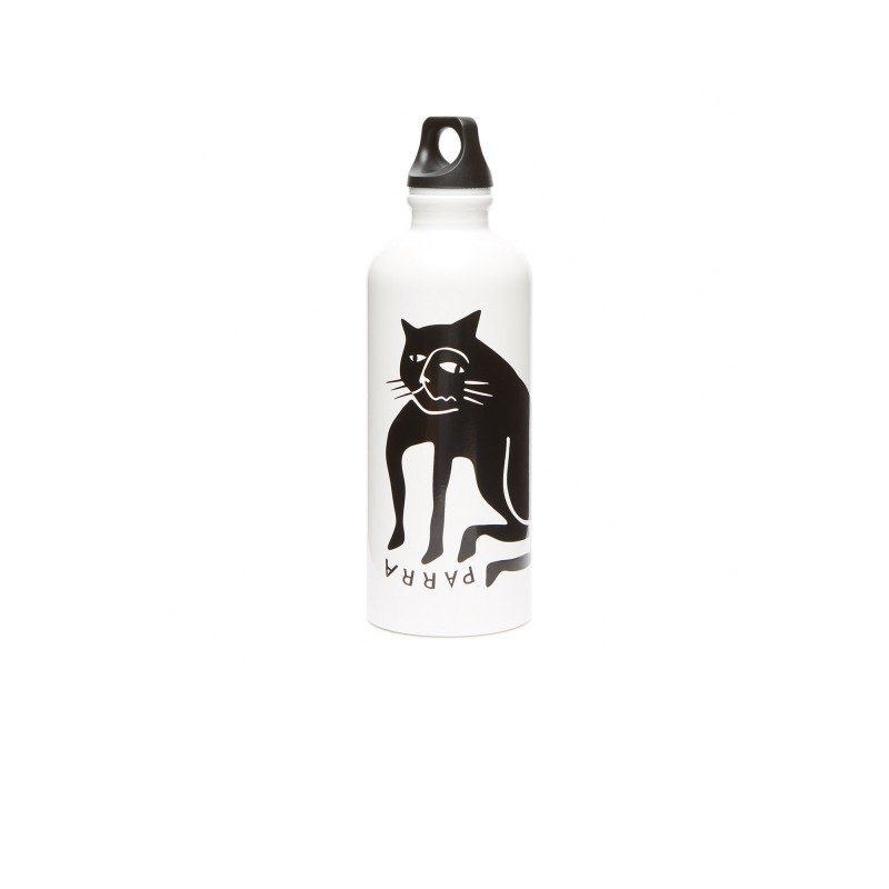 By Parra Cat Sigg Bottle White