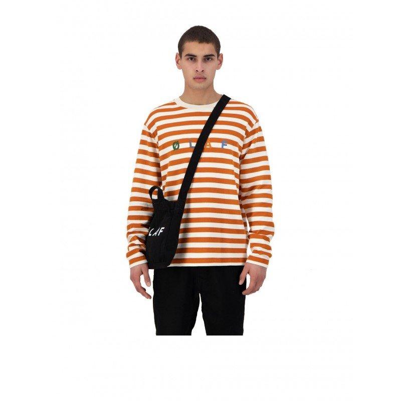 OLAF HUSSEIN Stripe Sans Longsleeve