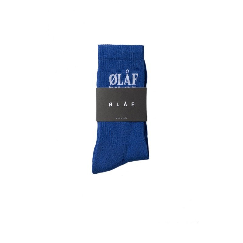 OLAF HUSSEIN Triple Socks