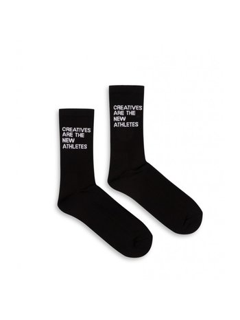 The New Originals Creatives Are The New Athletes Socks