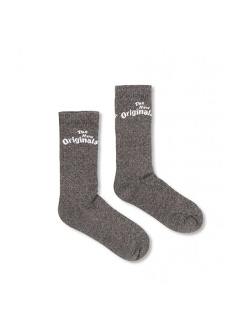 The New Originals Workman Socks Grey