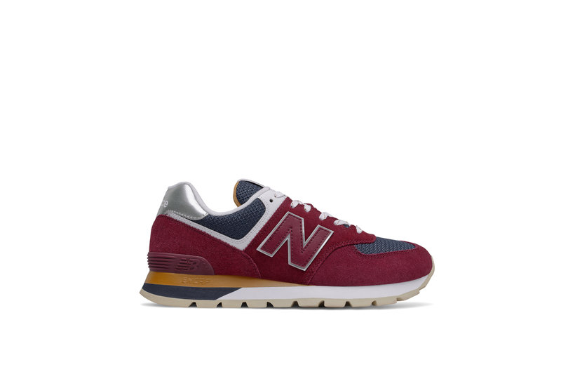 New Balance ML574DHR Garnet Workwear