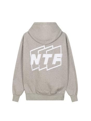 Ninety Four NTF Envelop Hoodie Grey