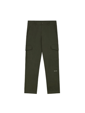 OLAF HUSSEIN Cargo Pants Army Green