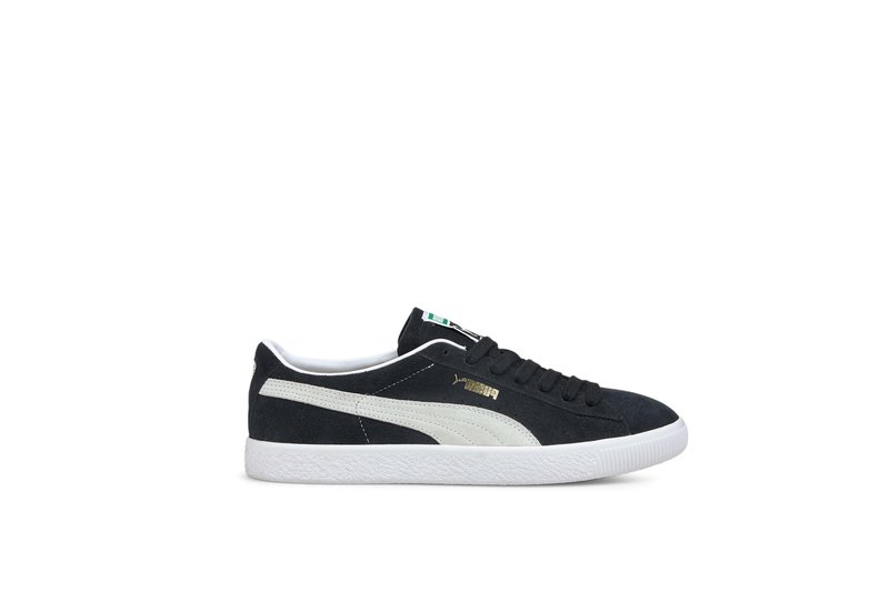 Puma Suede VTG Black Puma White
