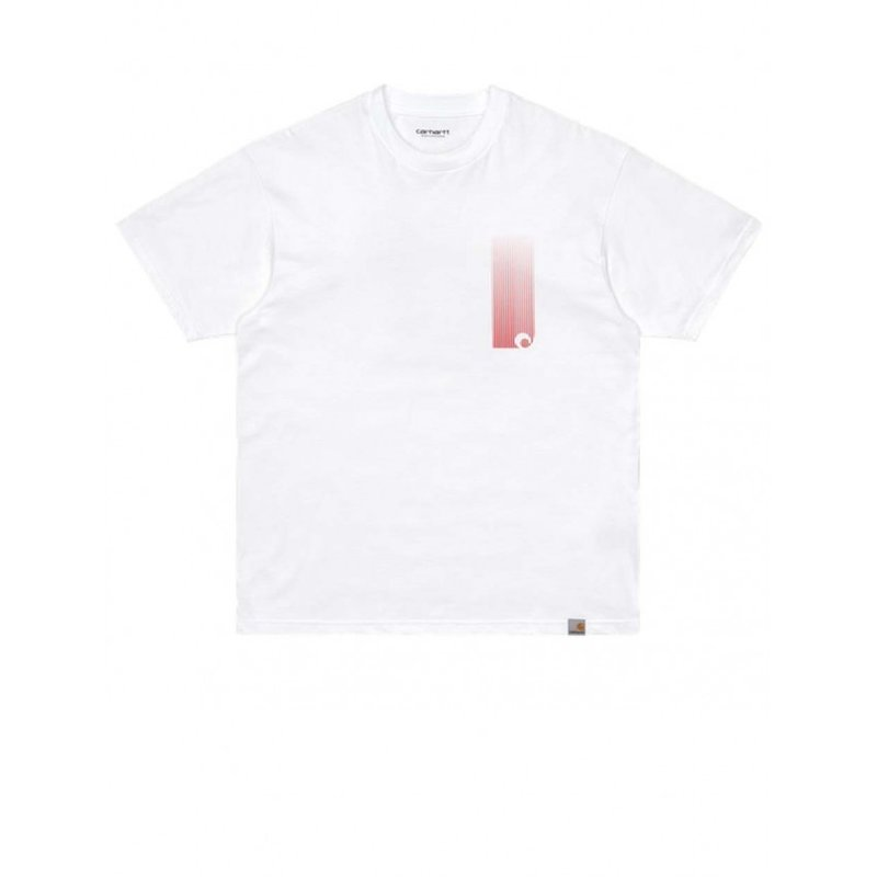 Carhartt WIP SS Discover T-shirt White