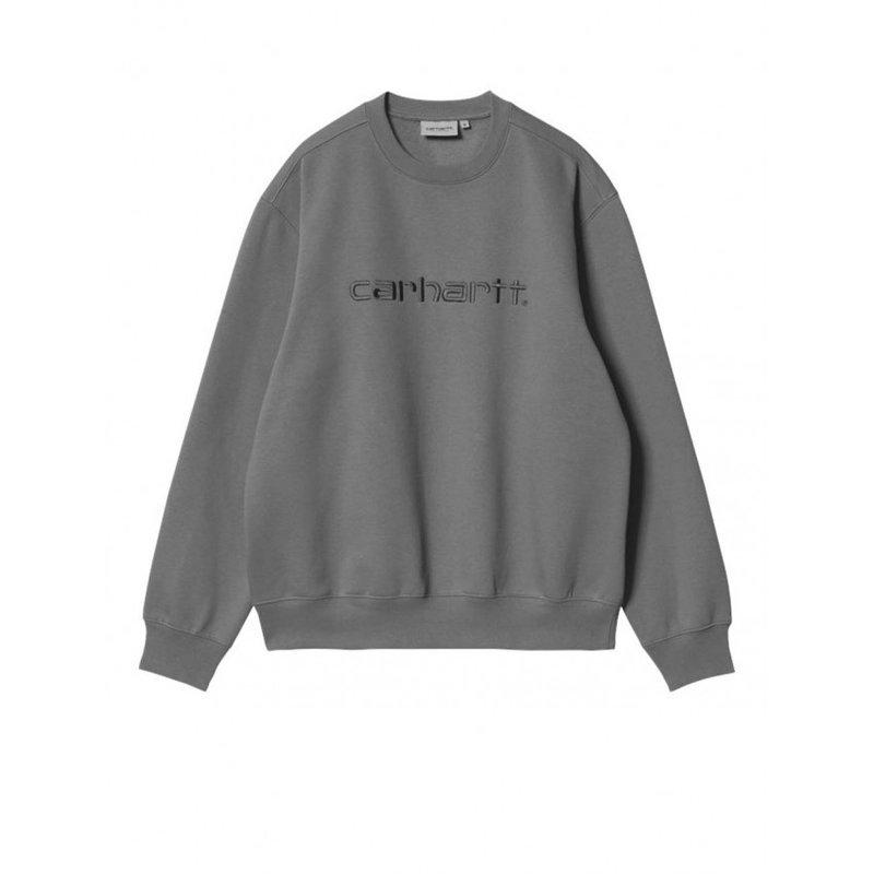 Carhartt WIP Carhartt Sweat Shiver Blacksmith