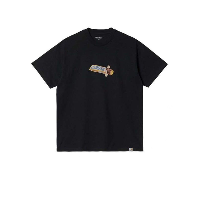 Carhartt WIP SS Chocolate Bar T-Shirt Black