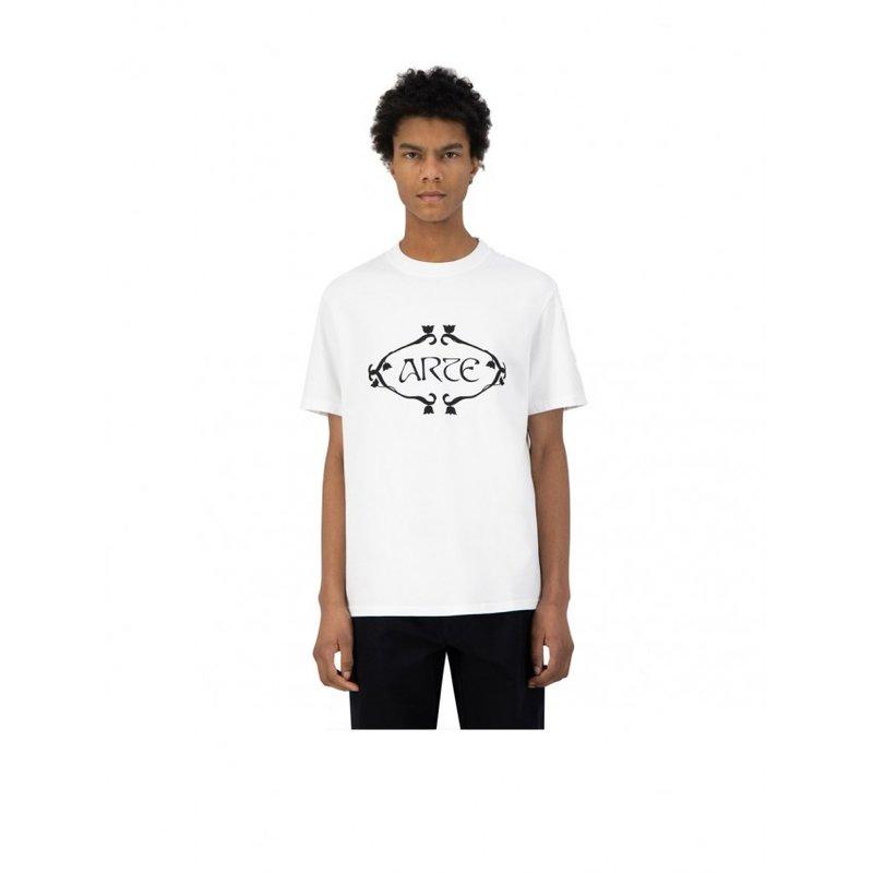Arte Antwerp Tissot Logo Orna White