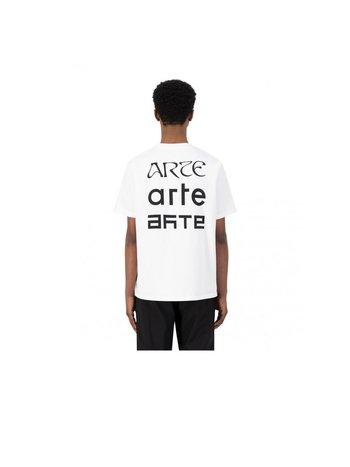 Arte Antwerp Tissot Back Multi Logo White