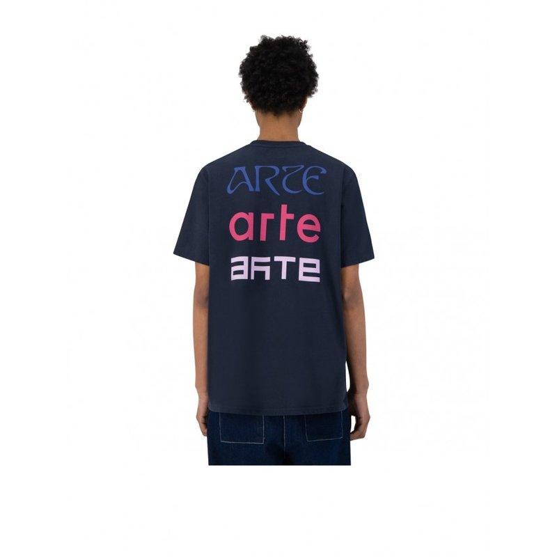 Arte Antwerp Tissot Back Multi Logo Navy