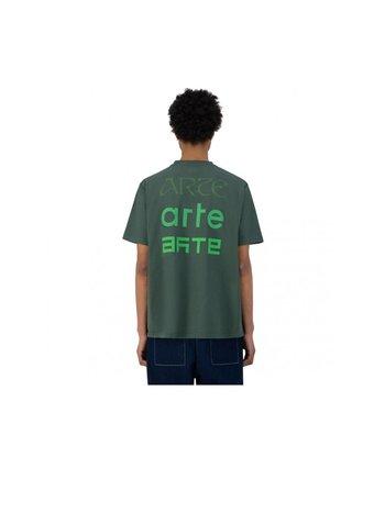 Arte Antwerp Tissot Back Multi Logo Green
