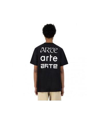 Arte Antwerp Tissot Back Multi Logo Black