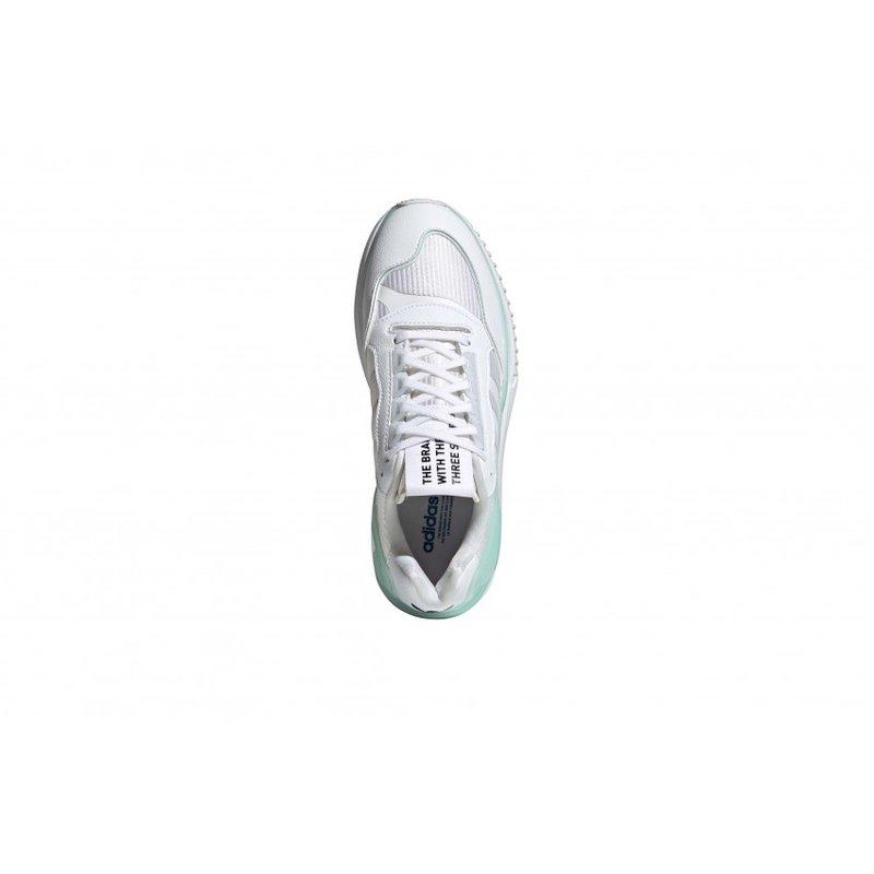 Adidas ZX Wavian W Cloud White Grey One Core Black