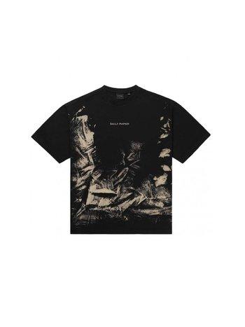 Daily Paper Lorin SS T-Shirt Smoke Black