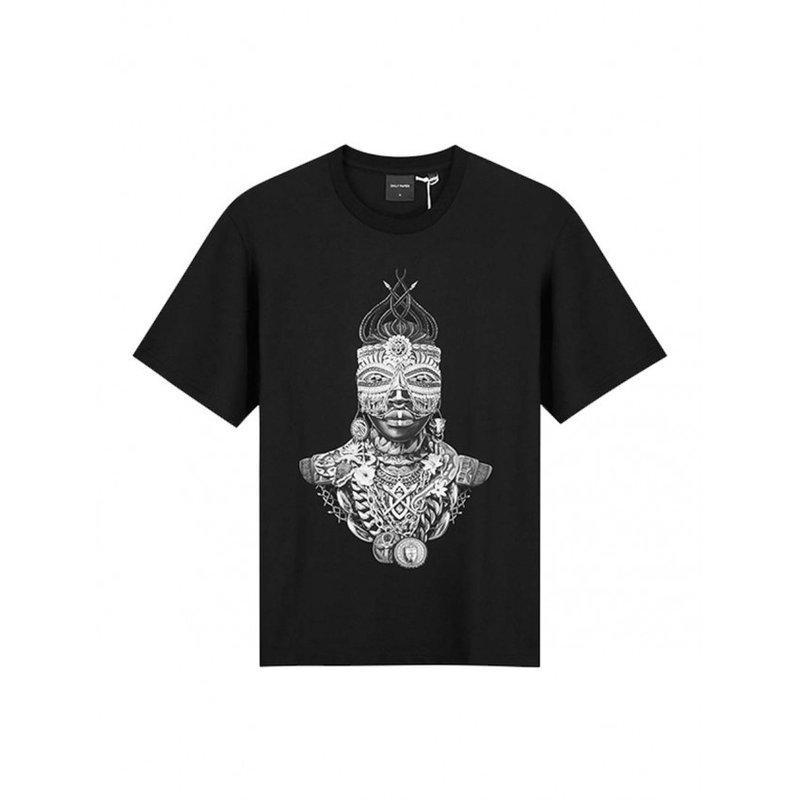 Daily Paper Lutalo SS T-Shirt Black