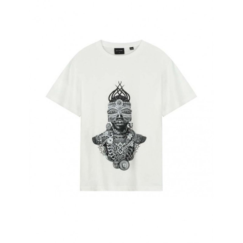 Daily Paper Linton SS T-Shirt White