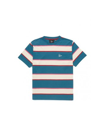 By Parra July Striped T-Shirt Multi