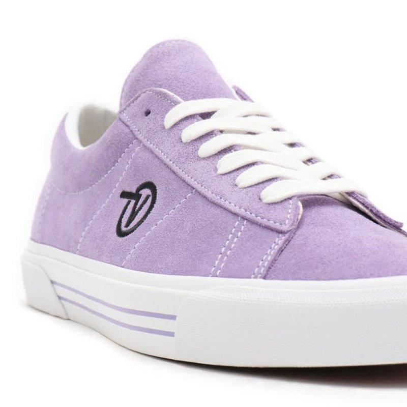 Vans Sid (Suede)  Chalk Violet True White