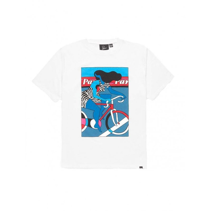 By Parra Photo Finish T-Shirt White
