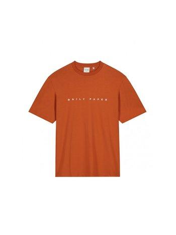 Daily Paper Alias T-Shirt Orange Clay