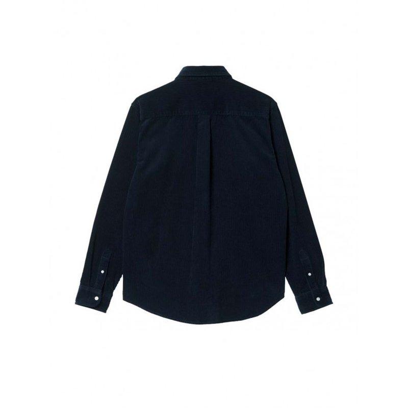 Carhartt WIP LS Madison Corduroy Shirt Astro Wax