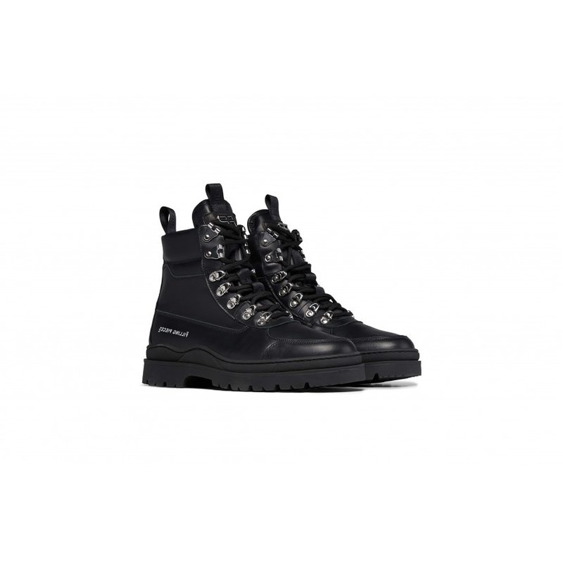 Filling Pieces Mountain Boot Nappa Black